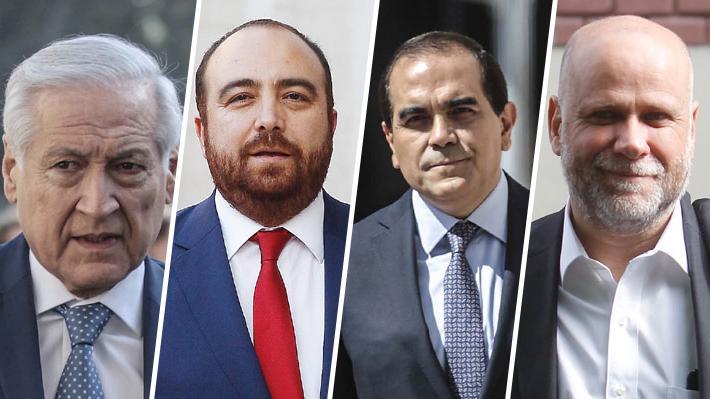 Cuatro reuniones, cuatro reacciones: El análisis de los timoneles de la ex NM tras sus citas con Piñera