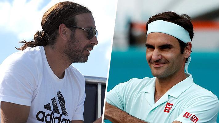 """Hasta Roger Federer se rindió ante la labor de Massú como entrenador: """"Muchos aprenderán de él"""""""