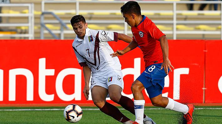 """La """"Roja"""" fuera de zona de clasificación: Cómo quedó su grupo en el Sudamericano Sub 17 y lo que necesita para avanzar"""