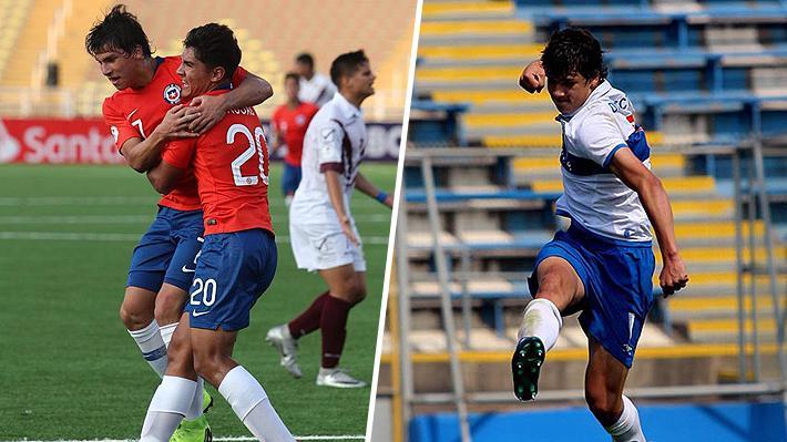 """Llegó a Católica a los 10 años y ha brillado en todas sus categorías: Gonzalo Tapia, la figura de la """"Roja"""" Sub 17"""