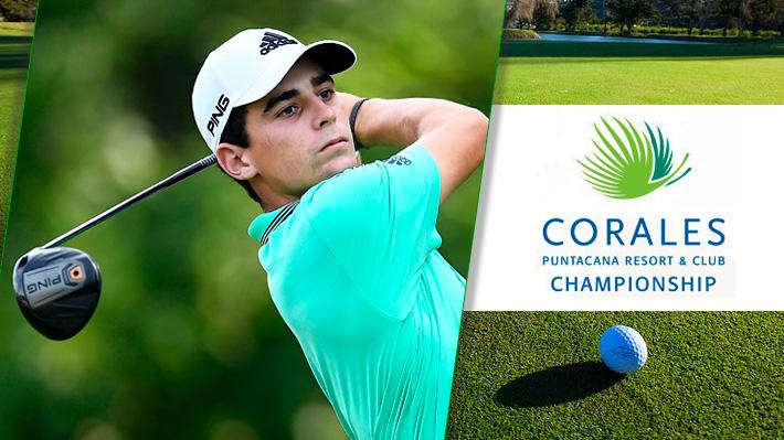 Revive la primera jornada de Joaquín Niemann en el Corales Championship del PGA Tour