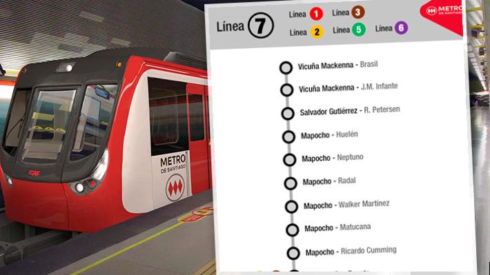 Nuevo récord de profundidad y una máquina para excavar túneles: Las novedades que traerá la Línea 7