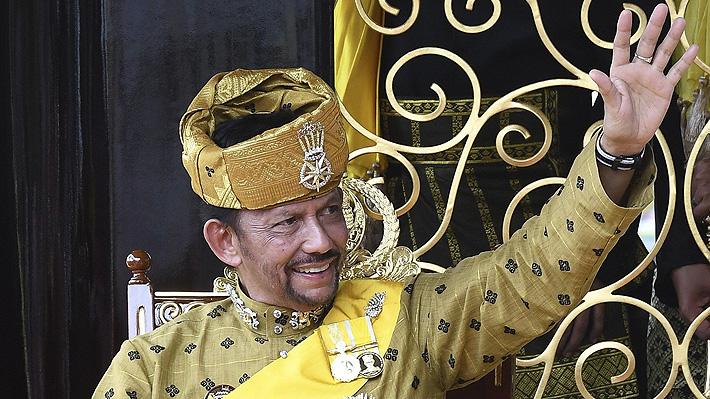 Brunei decreta que la homosexualidad y el adulterio serán castigados con la pena de muerte por lapidación