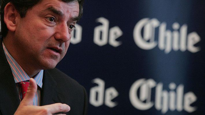 Presidente de Banco de Chile critica proyecto de ley antifraude bancario y pone en duda su constitucionalidad