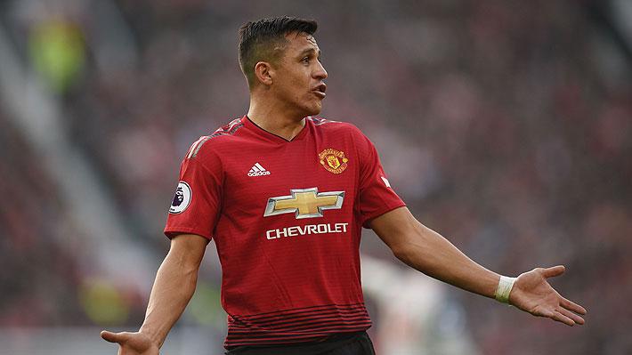 """¿Problemas para Alexis en el United? Aseguran que el chileno es """"el principal obstáculo"""" para la renovación de David De Gea"""