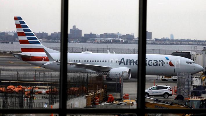 American Airlines suspende indefinidamente sus vuelos entre Estados Unidos y Venezuela