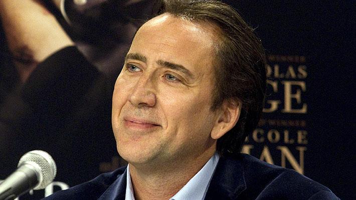 Nicolas Cage solicita el divorcio a tan solo cuatro días de contraer matrimonio con su nueva esposa