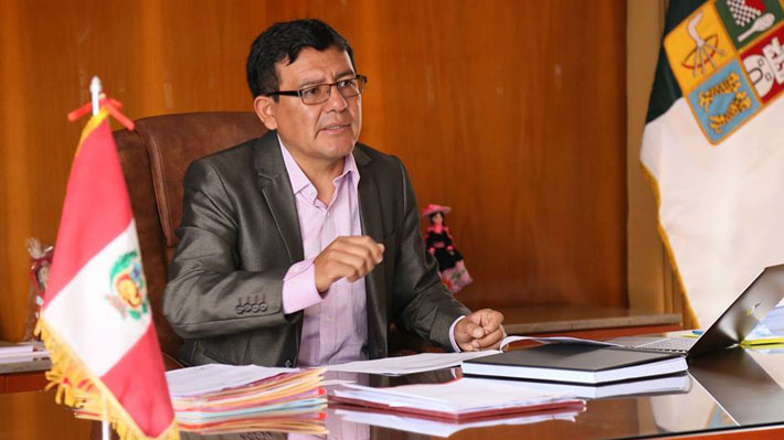 "Alcalde peruano anuncia que buscará declarar su municipio ""libre de venezolanos"""
