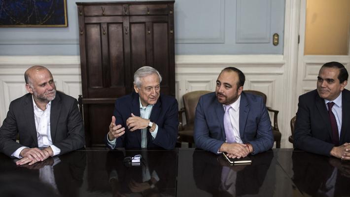 Posturas comunes y señales de articulación: El saldo que dejó en la ex Nueva Mayoría la ronda de reuniones con Piñera