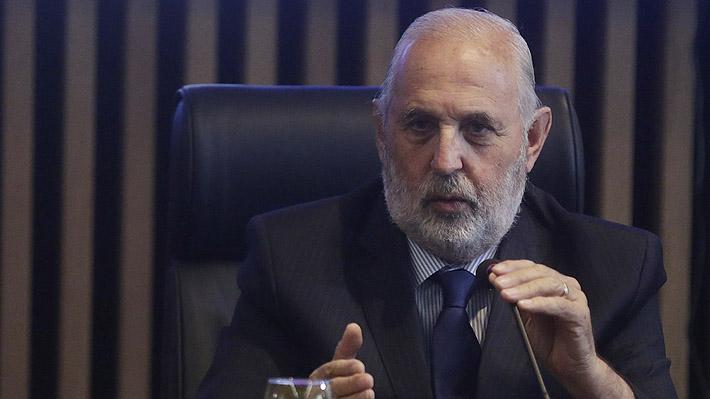 """Fiscal Nacional hace sus reparos a la ley de control preventivo de identidad y pide """"focalizar"""" los recursos"""