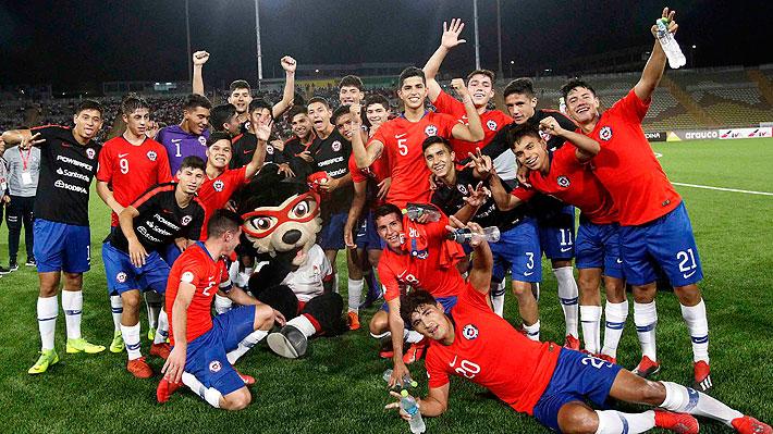 """La """"Roja"""" al hexagonal final: Cómo quedó en su grupo y lo que se le viene en el Sudamericano Sub 17"""