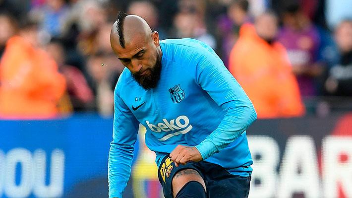 """Aseguran que un """"grande"""" de Italia estaría nuevamente interesado en fichar a Arturo Vidal"""