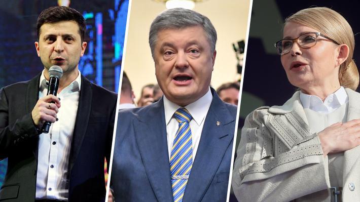 Ucrania ya vota para elegir presidente: ¿Un comediante, reelección o la ex primera ministra?