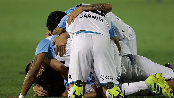 En una emocionante definición, el Racing de los chilenos se proclamó campeón del fútbol argentino