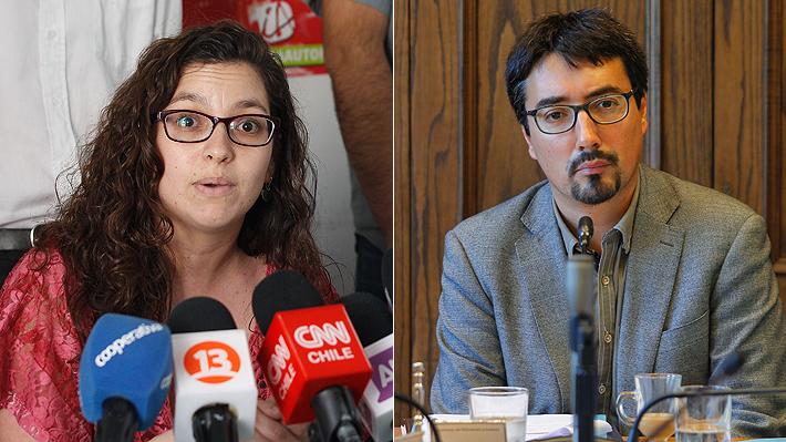 """Desde el Frente Amplio esperan que reunión con Piñera sea """"más que un gesto"""": """"Hemos visto una actitud rígida, obtusa"""""""