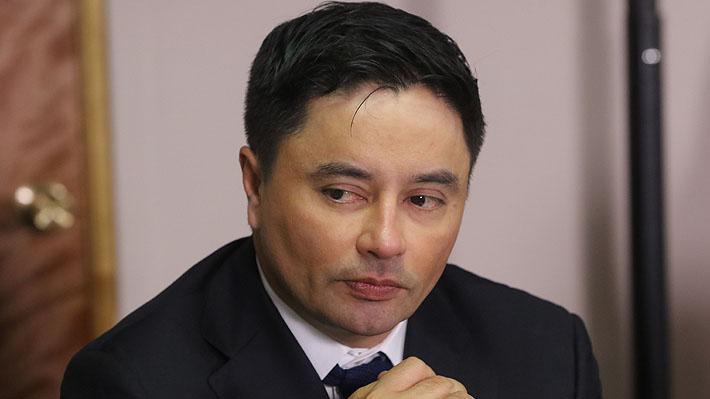 """Tras ser suspendido de sus funciones, Rodolfo Carter acusa una """"canallada jurídica"""" y pide la salida del contralor Jorge Bermúdez"""