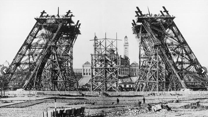 Galería: Revisa los momentos que han marcado los 130 años de historia de la Torre Eiffel