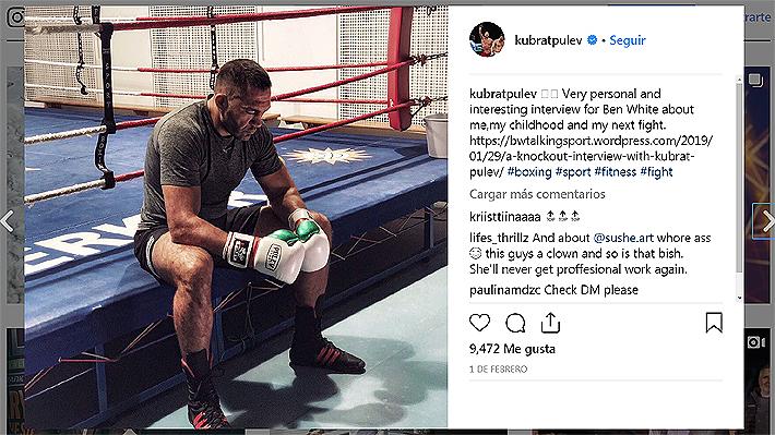 Deportista que besó a periodista en medio de una entrevista fue suspendido del boxeo en California y la víctima lo demandará