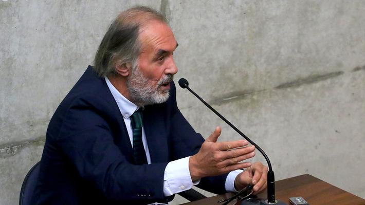 """Orpis en su declaración por caso Corpesca: Pedir donaciones """"era una práctica generalizada"""""""