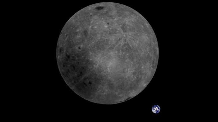 La sonda china en el lado oculto de la Luna vuelve al trabajo en su ...