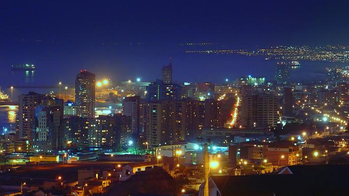 """Antofagasta: Intensa contaminación lumínica amenaza los cielos de la """"capital mundial de la astronomía"""""""