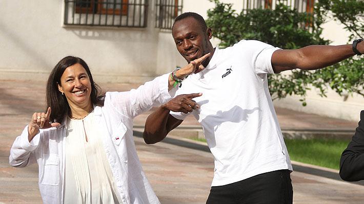 Usain Bolt explica qué podría hacer Chile para encontrar promesas en el atletismo