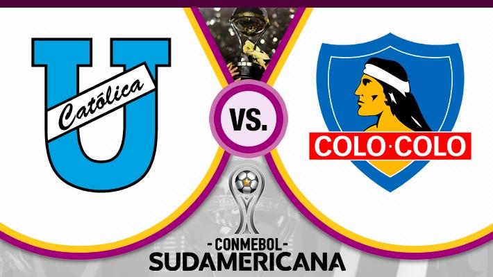 Así se forjó la victoria de Colo Colo sobre la UC de Ecuador por Sudamericana