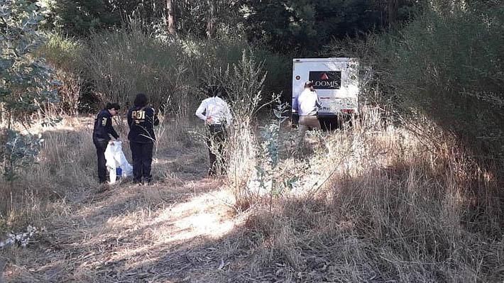 Carabineros detiene a dos individuos sospechosos por robo a camión de valores en Talcahuano