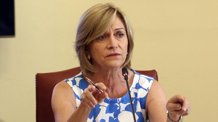 """Alcaldesa Matthei tras detención de ciclista acosador: """"No se vengan a meter a Providencia"""""""