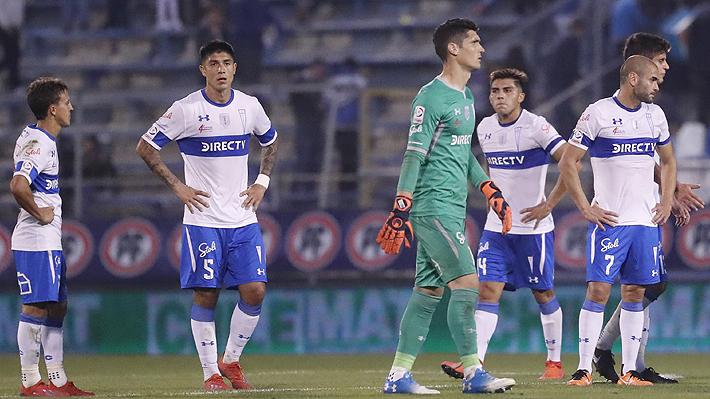 El duro calendario que se le viene a la UC entre Copa Libertadores y Campeonato Nacional