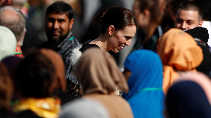 """""""Jacindamanía"""": El nuevo estatus de la Primera Ministra de Nueva Zelanda a tres semanas del tiroteo en Christchurch"""