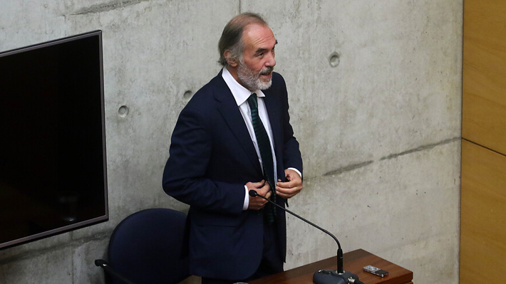 """Orpis tras declarar por caso Corpesca: """"Confío plenamente en lo que va a hacer la justicia"""""""