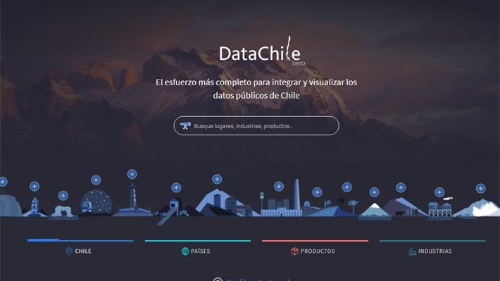 Portal chileno de datos está nominado a un premio internacional como mejor sitio estatal