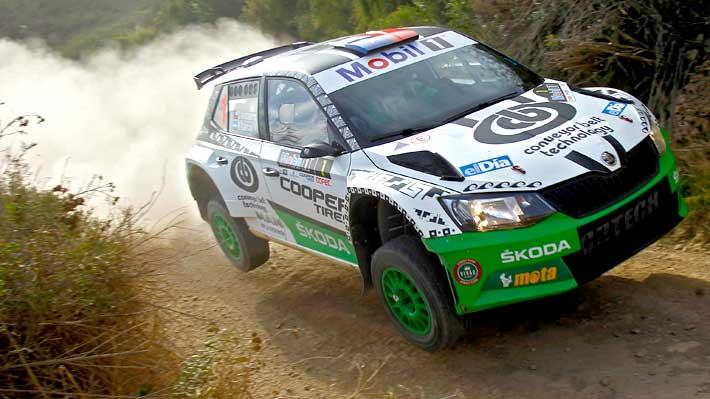 Los mejores autos y pilotos de Chile dan el vamos al RallyMobil 2019 con la mente en el WRC