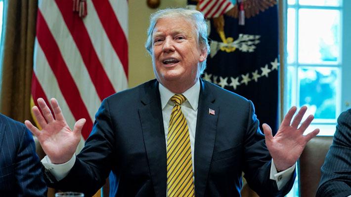 Trump se burla de las disculpas de Biden tras acusaciones de mujeres por comportamiento inapropiado