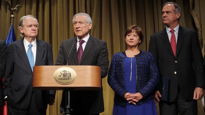 Ex cancilleres de gobiernos de la Concertación y la Nueva Mayoría llaman al Congreso a aprobar el TPP11