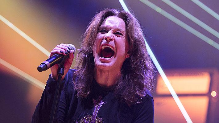 Ozzy Osbourne pospuso todos sus conciertos hasta 2020 tras sufrir una caída en su casa