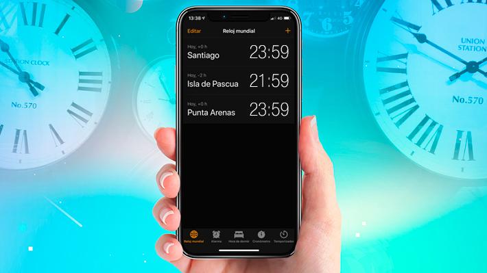 ¿Qué hora es?: Revisa que el reloj de tus dispositivos esté correcto tras pasar al horario de invierno