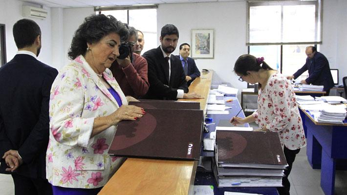 """Alcaldesa Reginato se defendió con 27 archivadores en el Tribunal Electoral: """"Estoy muy tranquila"""""""