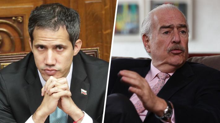 Guaidó y Pastrana envían mensajes de apoyo a líder venezolano asilado en embajada de Chile en Caracas