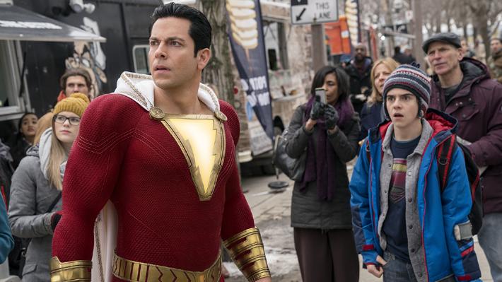 """Zachary Levi, protagonista de """"Shazam"""": """"Soy un hombre-niño grande. Esto ha sido perfecto para mí"""""""