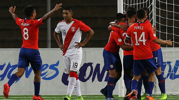 Chile es el único líder: Mira cómo quedó la tabla y lo que viene tras la segunda jornada del hexagonal del Sudamericano Sub 17