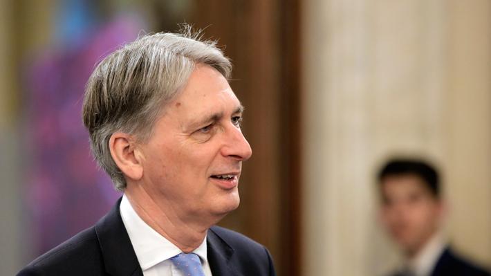 Brexit: Ministro británico de Finanzas confía en que la UE aprobará prórroga