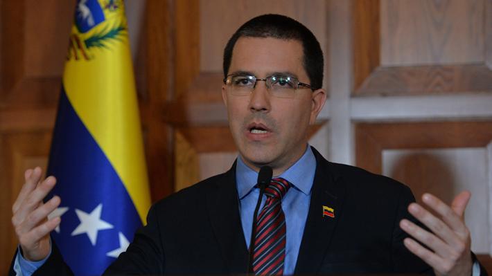 """Gobierno de Venezuela califica de """"cínicas y criminales"""" las nuevas sanciones adoptadas por EE.UU."""
