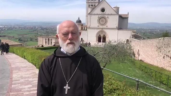 """Aós envía mensaje tras reunirse con el Papa: """"Queremos vivir este tiempo imitando el estilo de Francisco de Asís"""""""
