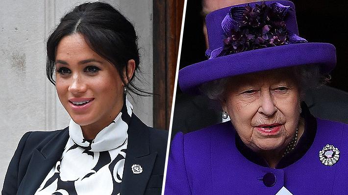 Polémica en el palacio real: Aseguran que Reina Isabel II le habría prohibido a Meghan utilizar las joyas de Lady Di