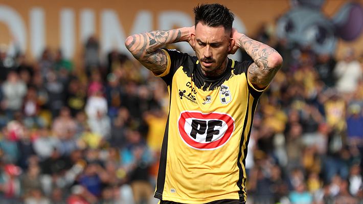 Así fue el regreso de Pinilla tras nueve meses sin jugar y la duda que surge ahora tras su debut