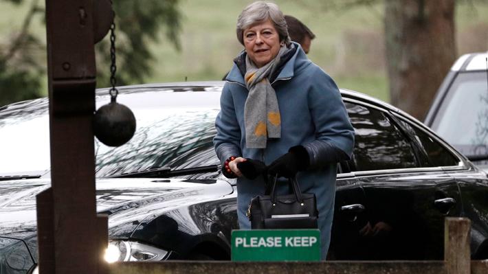 May defiende un pacto con la oposición como la única vía para conseguir éxito del Brexit