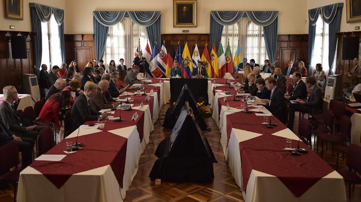 Unión Europea analizará avances de grupo de contacto sin considerar nuevas sanciones contra Venezuela