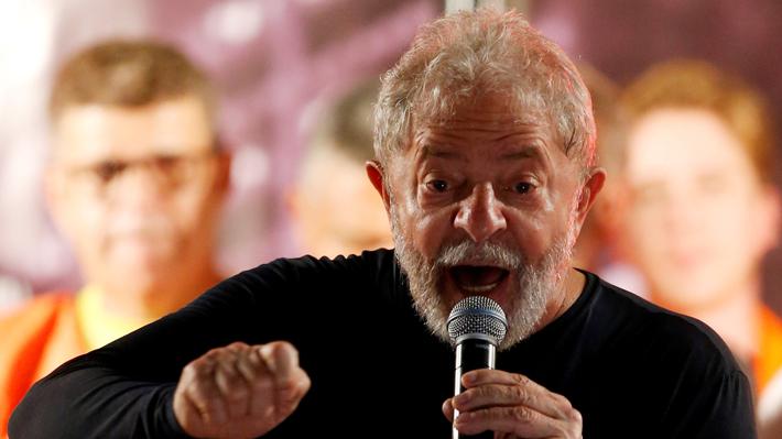 """Lula tras cumplir un año preso en Brasil: """"Puedo dormir con la conciencia tranquila de mi inocencia"""""""